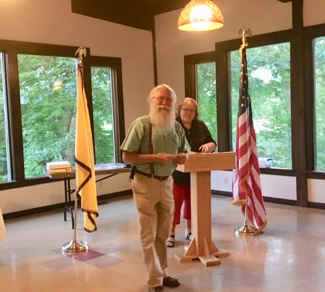 Annual Bethany Lions Club Installation/Awards dinner